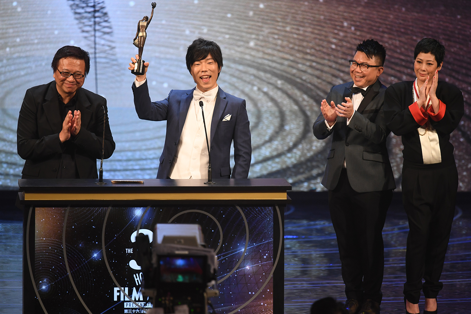 Winner of Hong Kong Film Awards
