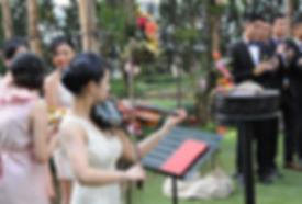 香港古典音樂小提琴