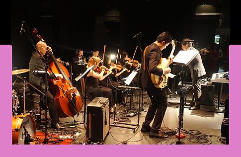 現場樂隊 香港 爵士音樂