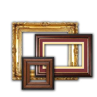 marcos, marcos de madera