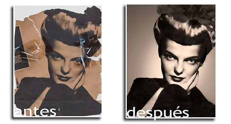 restauraciones digitales, restauracion, fotos viejas, fotos antiguas, corregir, corrección, fotos, fotografía