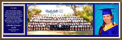 credenciales, infantiles, foto grupal, foto de generación, escolar, graduación,