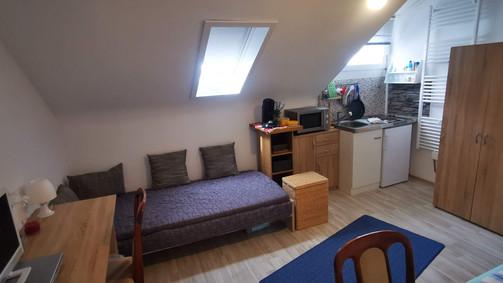 Appartementzimmer Moonlight