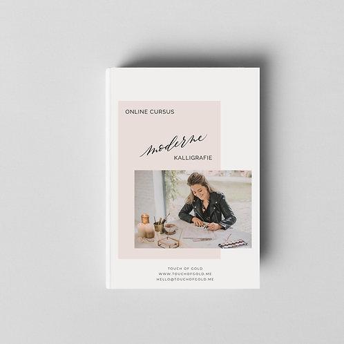 online cursus kalligrafie