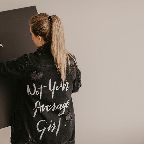 gepersonaliseerd jacket (eigen jasje aan te leveren)