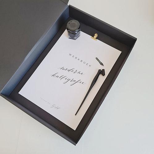 starterskit moderne kalligrafie