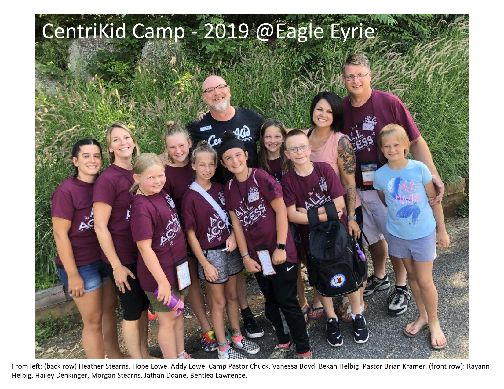 July 2019 Centrikid inset