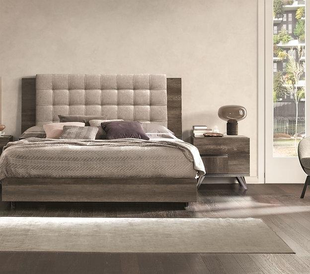 Кровать Medea EcoLeather