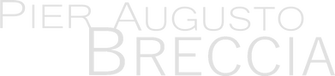 Pier Augusto Breccia Logo homepage