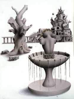 La fontana del poeta