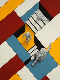 Mondrian in 3D