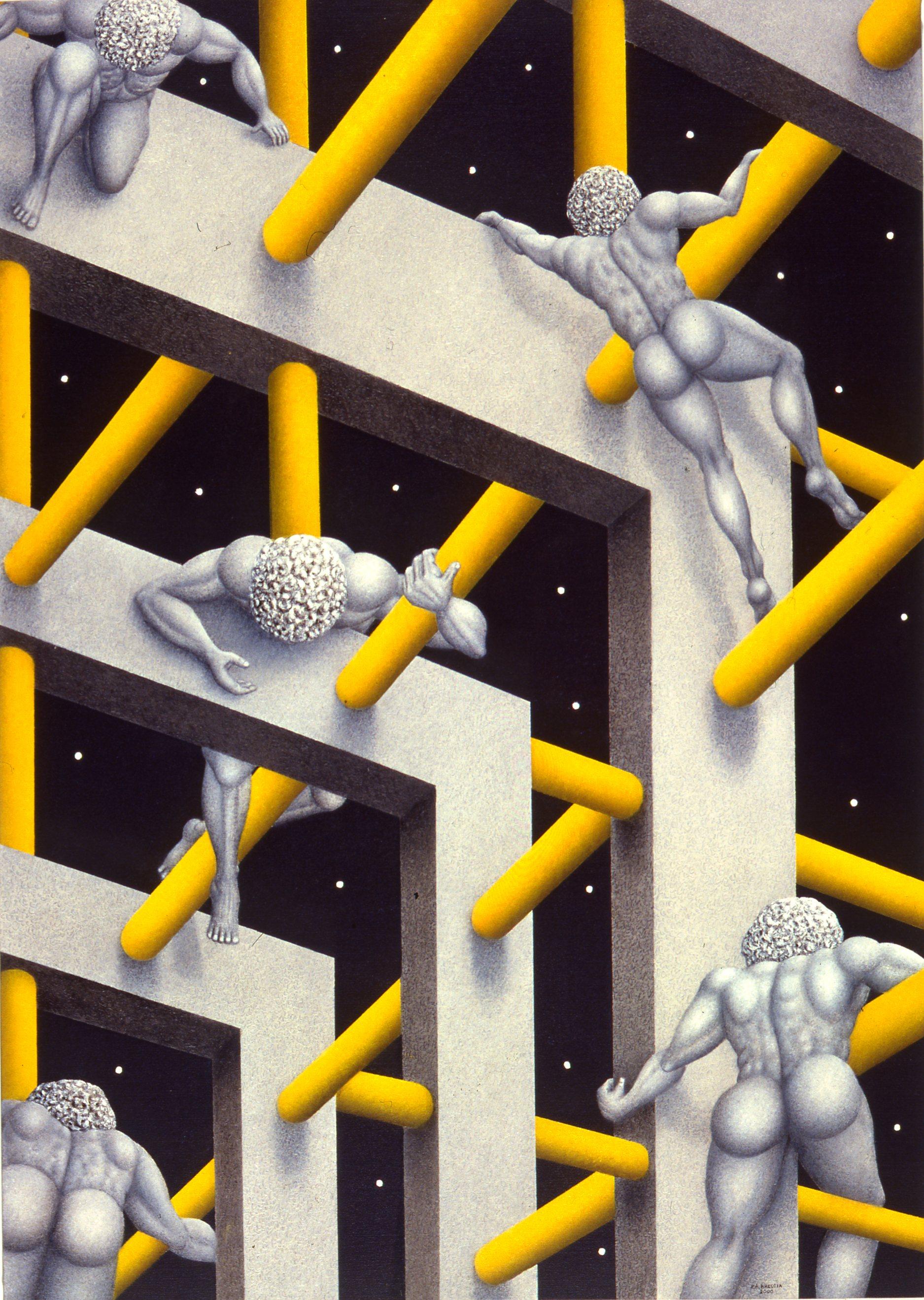 Gli scalatori del cielo