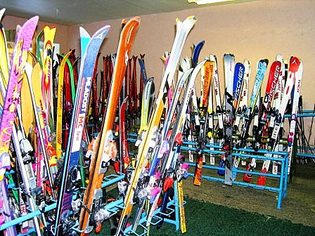 Лыжный прокат
