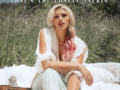 Newcomer Maddye Trew Blends Classic Country And Pop Shine With New Single, That's The Lonely Talkin