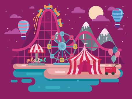 Viaggiare con i bambini: parchi divertimento e villaggi vacanze in Europa