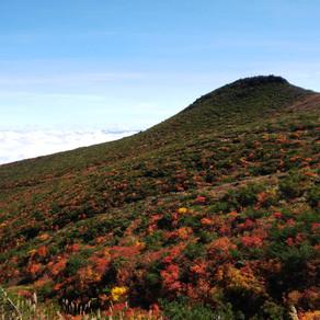 百名山 安達太良山 (1728m)