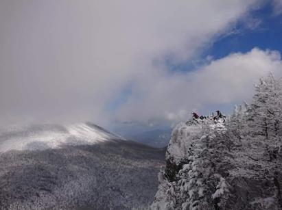 個人山行 黒斑山(浅間山の外輪山 2404m)
