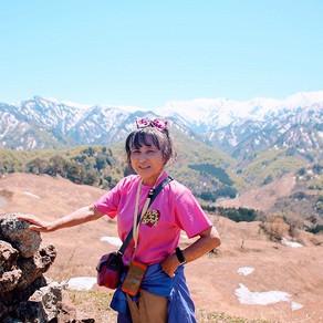 個人山行 GW山形低山4座&温泉の旅