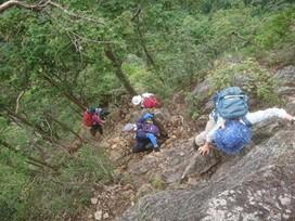 個人山行  古賀志山 (583m)