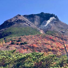 個人山行 平日の那須岳山行