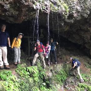 7月月例山行 石裂山(879m)