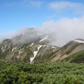 個人山行-北アルプス-笠ヶ岳(2897.5m)