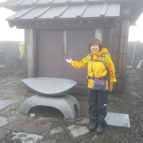個人山行  月山(1984m)、蔵王山(1841m)、西吾妻山(2035m)
