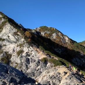 個人山行 南アルプス 甲斐駒ヶ岳(2967m)