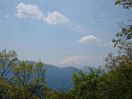5月月例山行 倉岳山(999m)