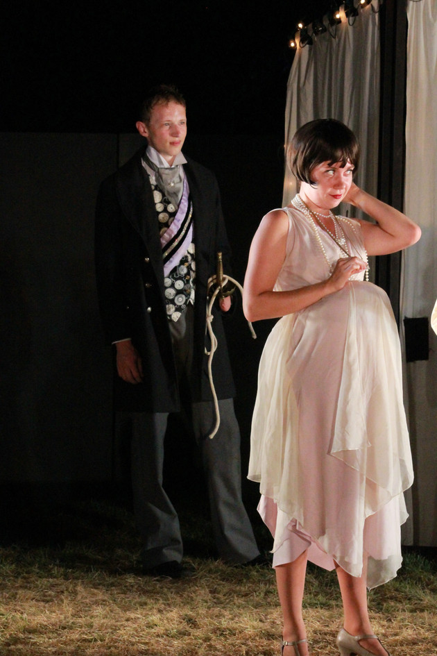 The Comedy of Errors: Olney Theatre Center, National Players