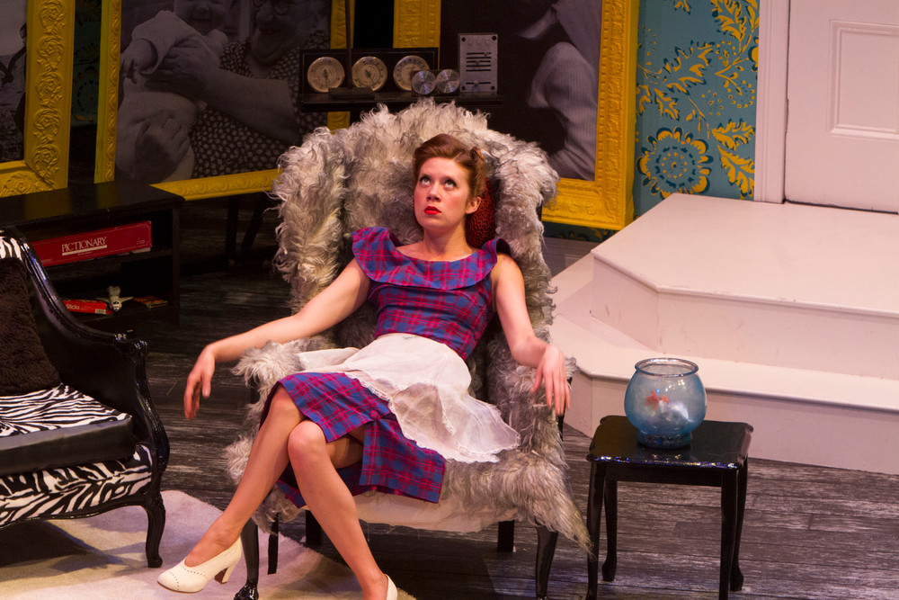 The Skin of Our Teeth: Huntington Theatre, Boston University