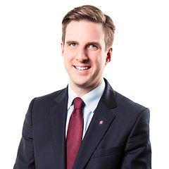 Daniel Johnson MSP profile photogaph