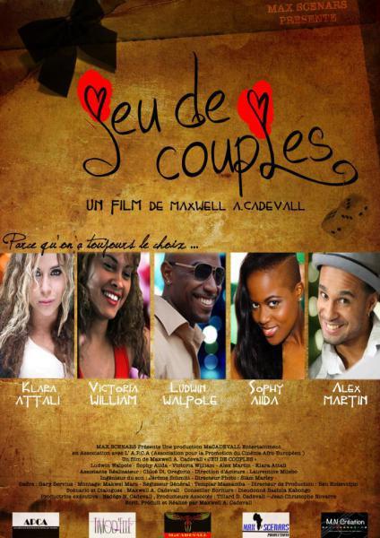 """DVD """"Jeu de Couples"""""""