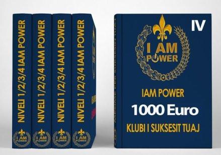 NIVELI IV TRAJNIMI ELITË ( PLATINIUM ELITE) 1000 EURO PER 1 VIT
