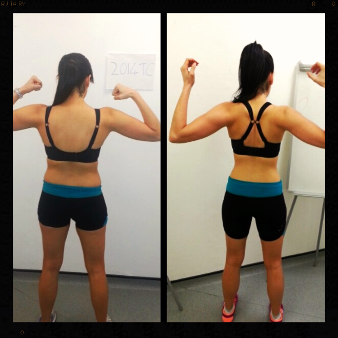 Gym Transformation