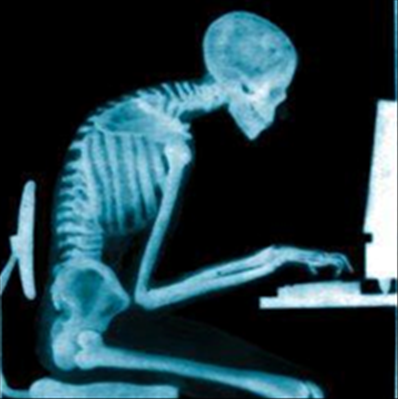 Improve your posture Leeds