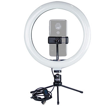 Clutch-10-inch-Ring-Light-and-Desktop-St