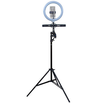 Clutch-10-inch-Ring-Light-and-Tripod-Sta