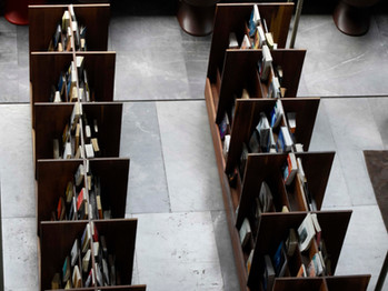 Acercarse a lo que pasa como Biblioteca Vasconcelos