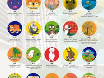 ¿Qué presta la Vasconcelos?                     Top 20 de libros para bebés