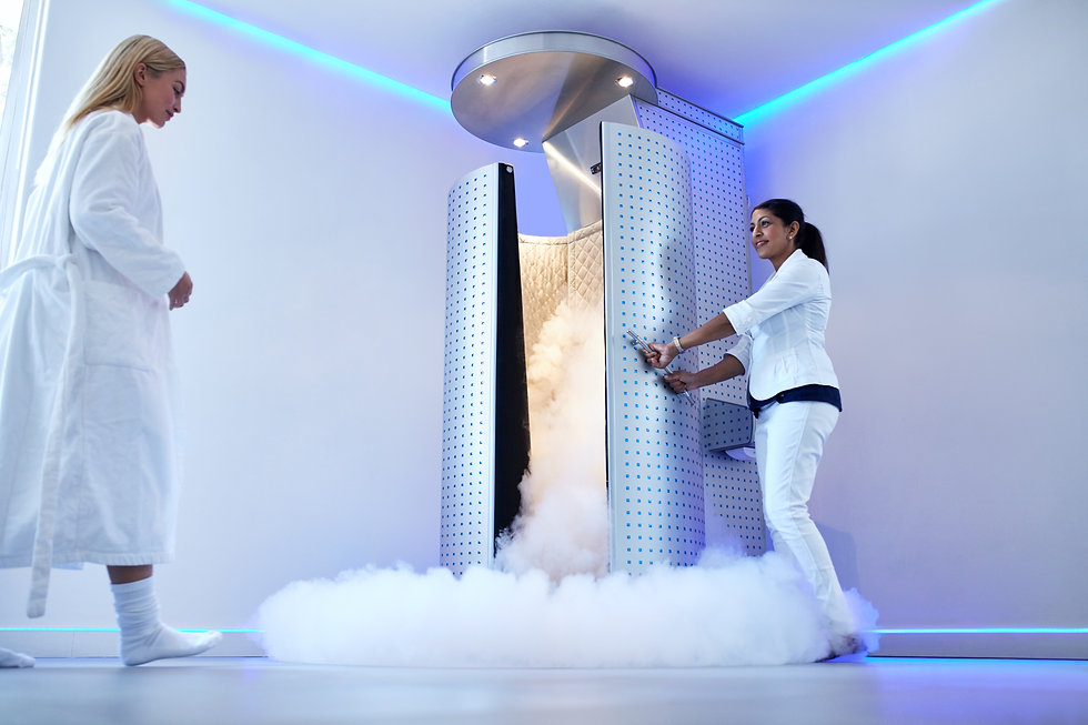 woman-going-for-whole-body-cryotherapy-P