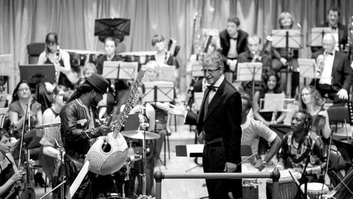 High Sheriff of Bristol concert rehearsals