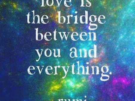 Love is a frequency