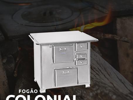 Fogão Colonial