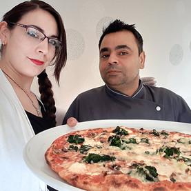 Leckere Neueröffnung: Horster Pizza