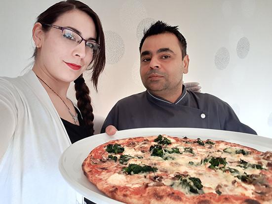 Horst, Pizza,