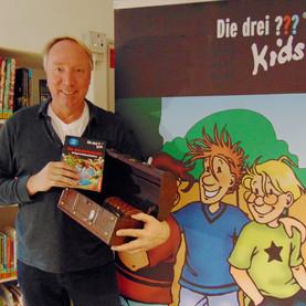 Drei ??? Kids-Autor in Elmshorn