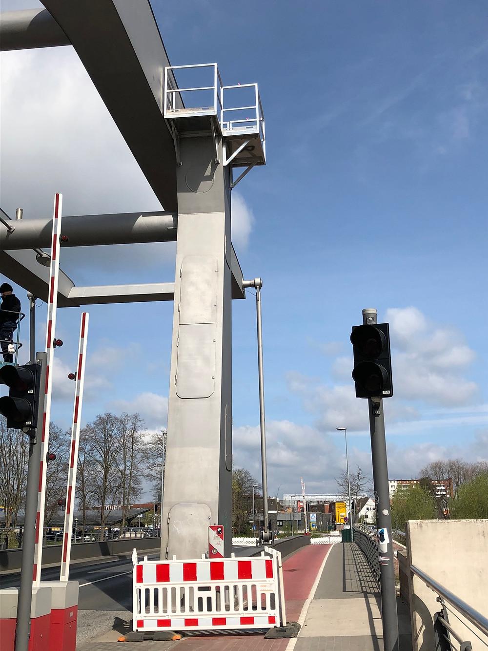 Hafenspange, Elmshorn, Zeitung Elmshorn, Zeitung Horst