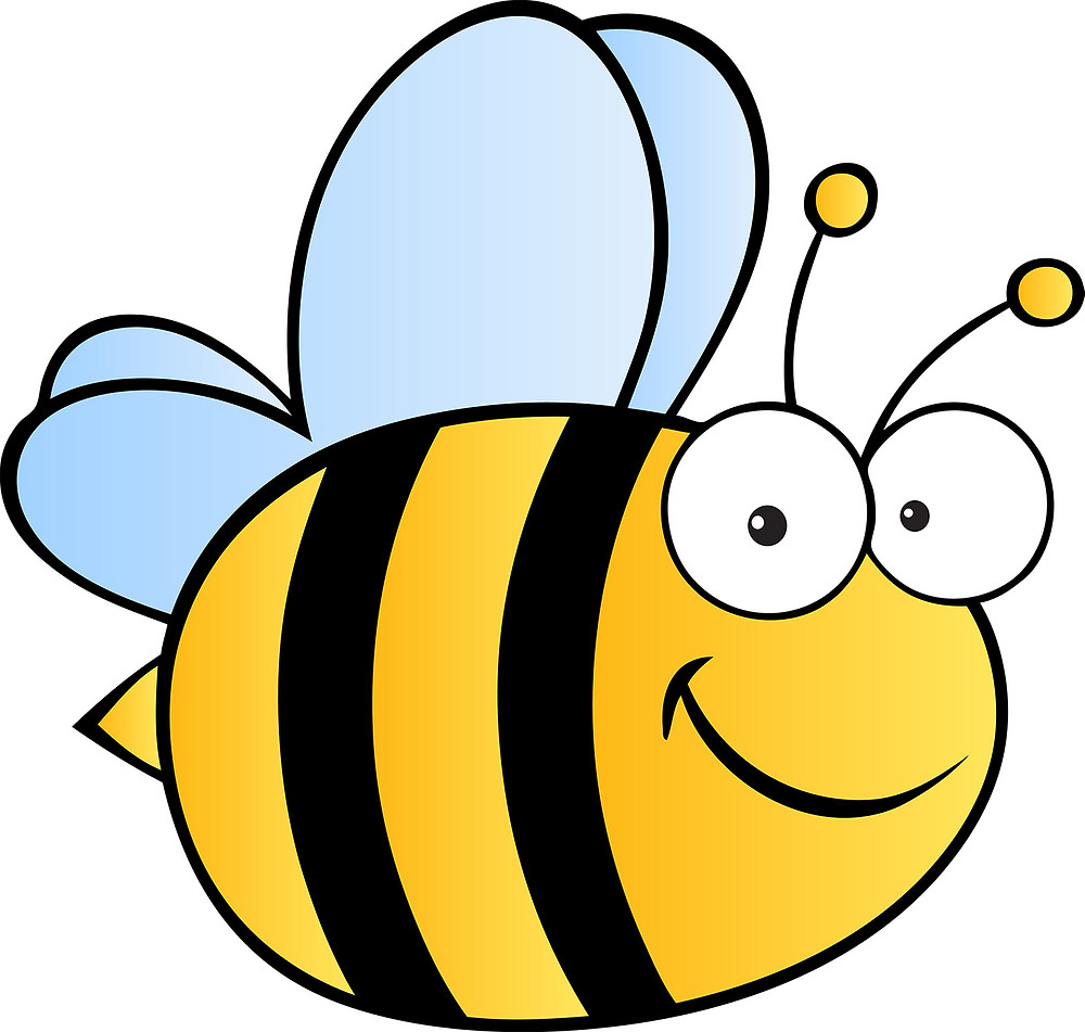 Biene, Insekt, Comic