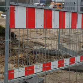 Fahrbahn versackt: Baustelle auf der Westerstraße vom 03.12. bis 21.12.2018